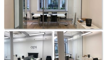 APS Office Collage